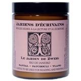 Ароматическая свеча «Сад Стефана Цвейга», Jardins d'Écrivains