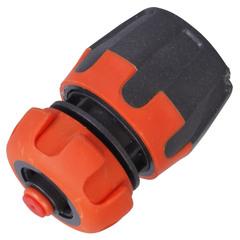 LX 1003R Коннектор со стопом 1/2'' – 5/8''