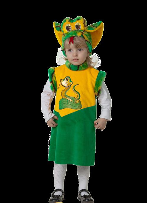 Карнавальный костюм Змейка