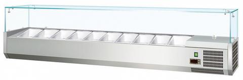 фото 1 Холодильная витрина Koreco VRX2000380(395II) на profcook.ru