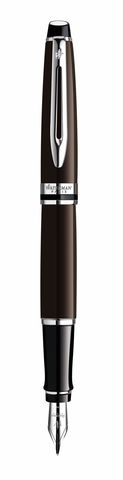 *Перьевая ручка Waterman Expert 3, цвет:  Deep Brown CT перо: F