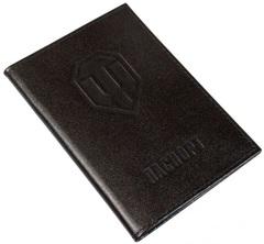 World of Tanks, обложка для паспорта Щит (3-е рус. изд)