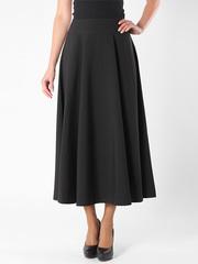 U4141-9 юбка черная