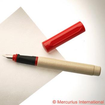 Ручка перьевая для каллиграфии Greenfield 1,9 мм (красный)