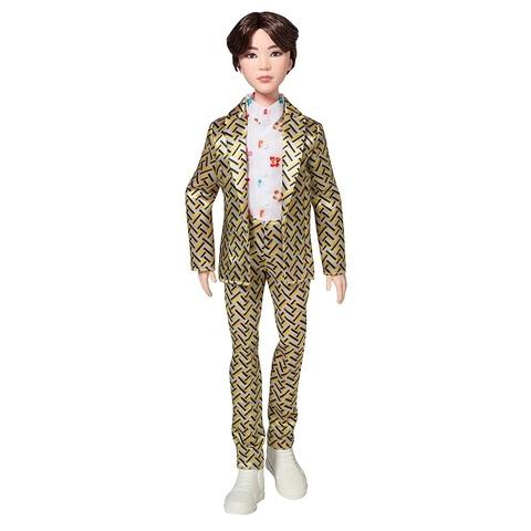 Кукла BTS Шуга (Suga) - Beyond the Scene, Mattel
