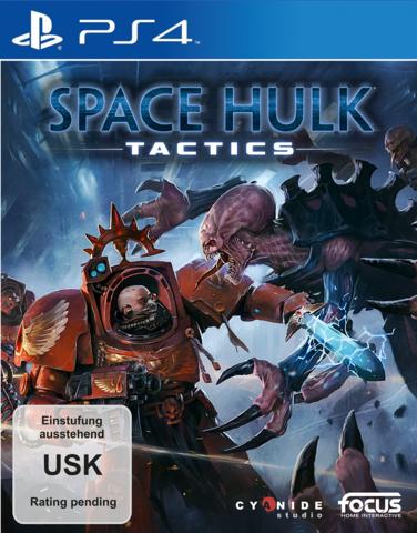 Sony PS4 Space Hulk Tactics (русские субтитры)