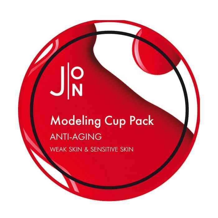 J:ON Альгинатная маска Антивозрастная Anti-aging Modeling Pack