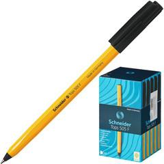 Ручка шариковая SCHNEIDER Tops 505 F однораз. черный ст. 0,3мм Германия