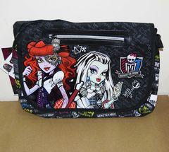 Сумка для девочки (черная), Monster High