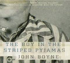 Boy in Striped Pyjamas Audio CD