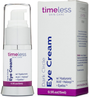 Timeless Skin Care Dark Circle Eye Cream крем для век 15 мл