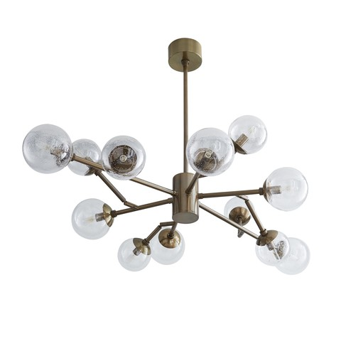replica light ARTERIORS DALLAS SMALL CHANDELIER By Arteriors Home