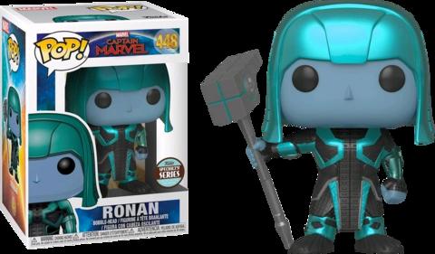 Фигурка Funko Pop! Marvel: Captain Marvel - Ronan (Excl. to Specialty Series)