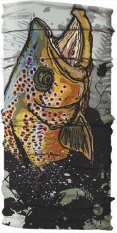 Бандана-повязка на голову летняя Buff Meateater