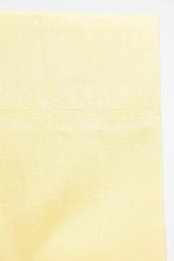 Наволочки 2шт 70х70 Caleffi Tinta Unita персиковые