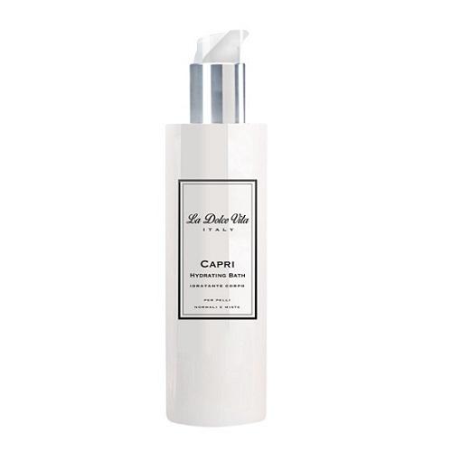 Крем для тела увлажняющий Corpolibero La Dolce Vita Capri Hydrating Cream 200мл