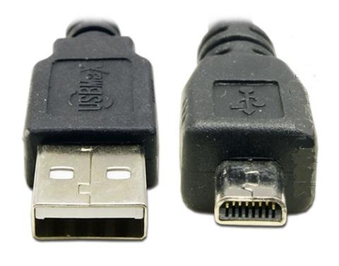 USB кабель, провод Nikon UC-E6