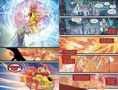 Вселенная DC. Rebirth. Флэш. Книга 1: Молния бьёт дважды