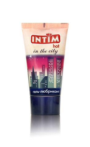 Стимулирующий гель-лубрикант Intim Hot - 60 гр.
