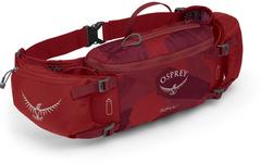 Сумка поясная Osprey Savu 4 Molten Red