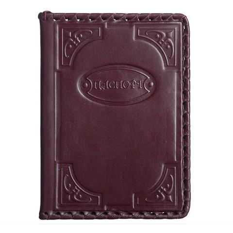 Обложка для паспорта «Герцог»