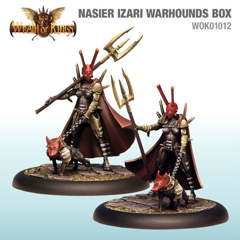 Nasier Izari Warhounds