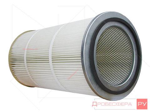 Элемент самоочищающегося фильтра ВМЗ СФ 17м2 900х380х380 мм