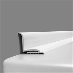 Бордюр для ванны на плитку (19,3 мм)