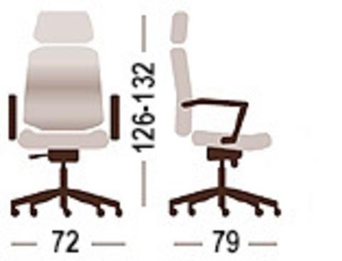 Grand Кресло руководителя