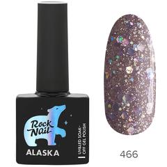 Гель-лак RockNail Alaska 466 Alaskan Gold