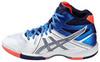 Женские высокие кроссовки для волейбола Asics Gel-Task MT (B556Y 0147) фото