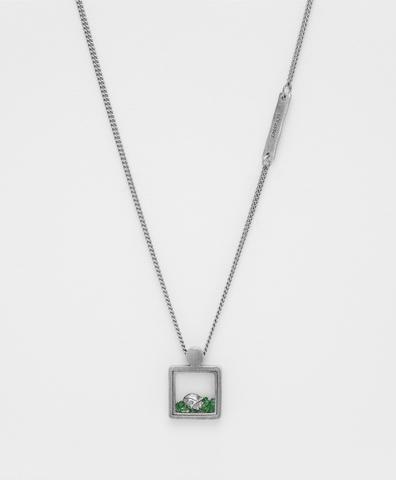 Подвеска LARGE RÉVASSER silver