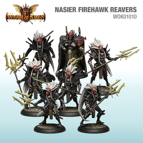 Nasier Firehawk Reavers box