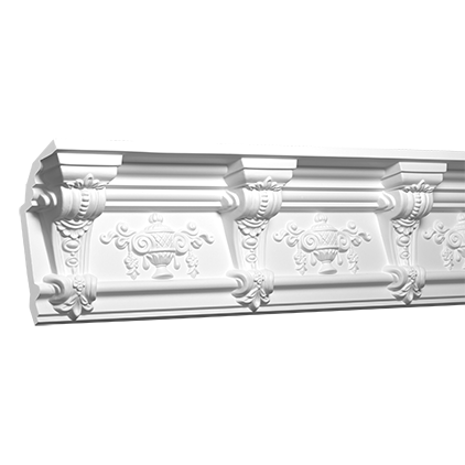 Гибкий карниз Европласт из полиуретана 1.50.280, интернет магазин Волео