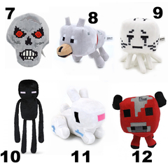 Minecraft soft plush toy series 02
