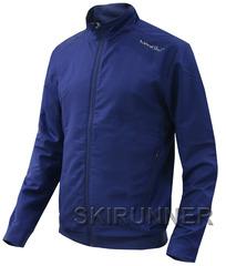 Беговая куртка Nordski Sport Navy детская