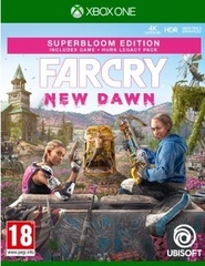 Xbox One Far Cry: New Dawn. Superbloom Edition (русская версия)