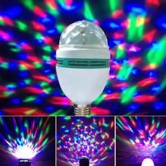 Лампа светомузыка для праздника