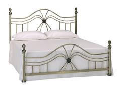 Кровать 9315 L (MK-2203-AB) Античная медь