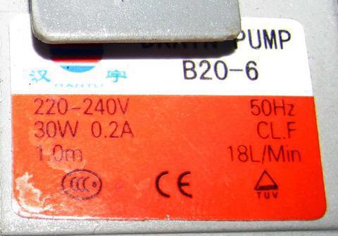 Cливной насос для стиральной машины samsung DC31-00030A, см. 63AB912
