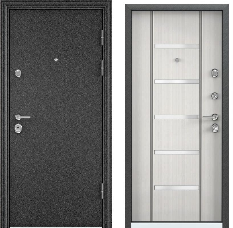 Входные двери Torex Ultimatum черный шелк KB-27P шамбори светлый generated_image___копия.jpg