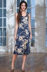 Сорочка женская MIA-AMORE BLUE-MARINE Блю Марин 8448