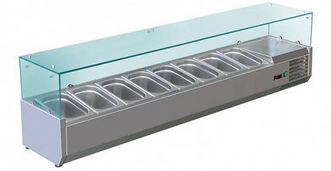 фото 1 Холодильная витрина Koreco VRX1800380(395II) на profcook.ru