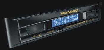 Бopтовой компьютер Multitronics Comfort Х 115 для автомобилей Ваз