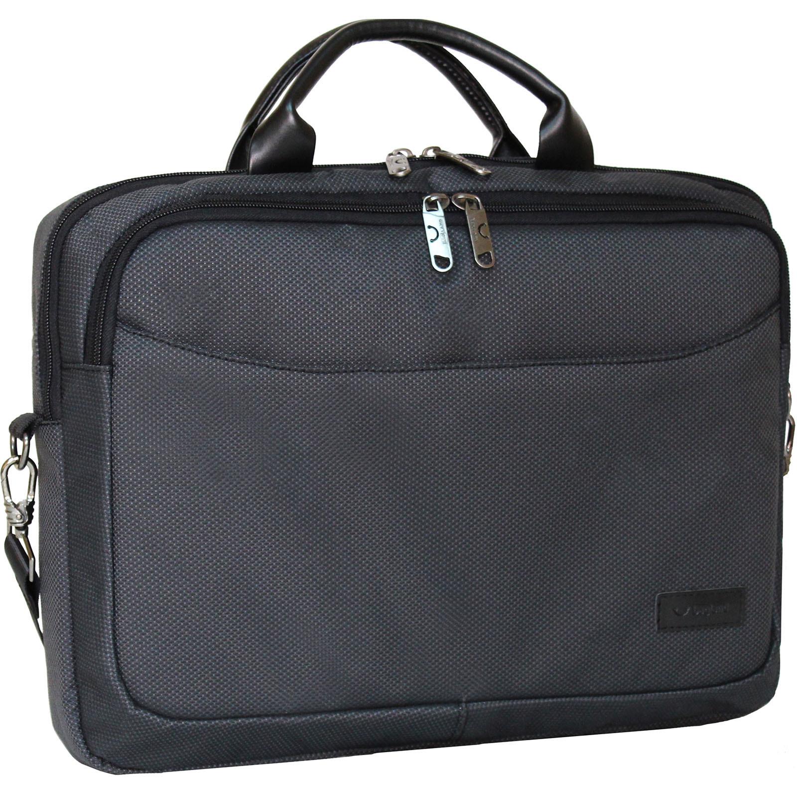 Сумки для ноутбука Сумка для ноутбука Bagland Fremont 11 л. Чёрный (00427169) IMG_1874.JPG
