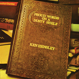 Ken Hensley ‎/ Proud Words On A Dusty Shelf (CD)