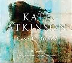 Case Histories Audio CD