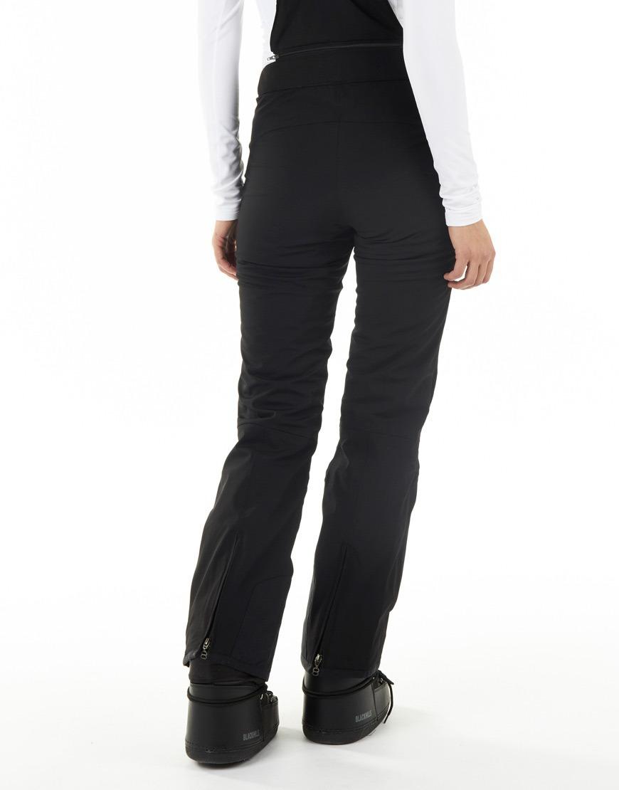 Женские горнолыжные брюки 8848 Altitude Poppy (668608) черные