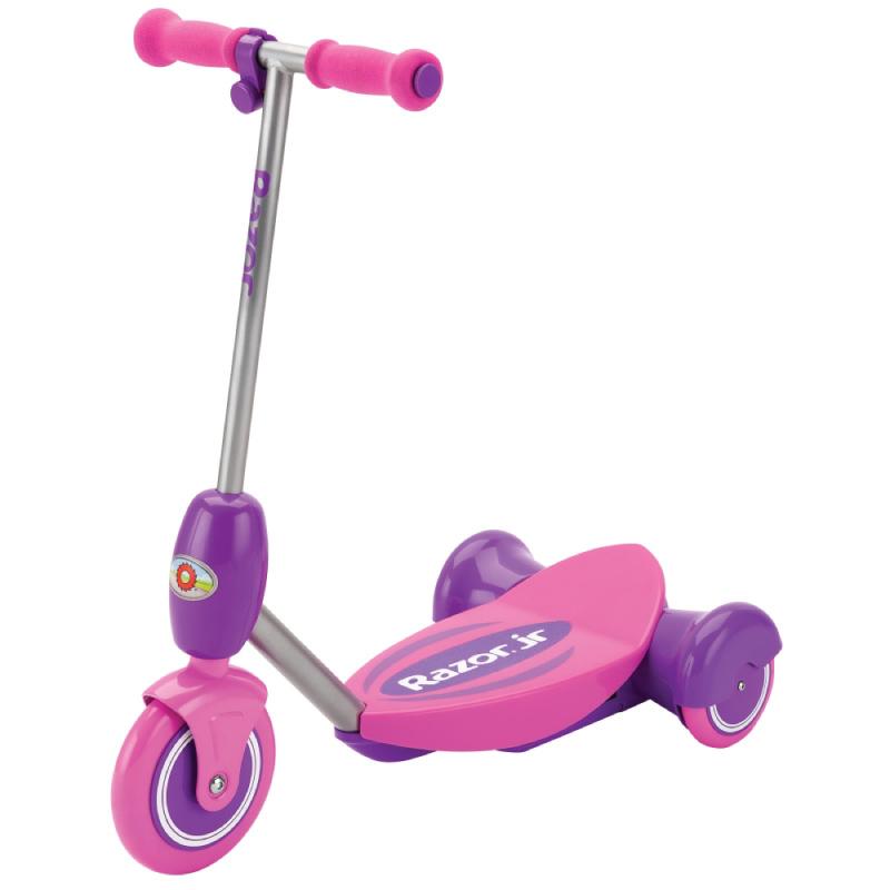 Электросамокат для малышей Razor Lil E розовый - Электросамокат детский, артикул: 719965