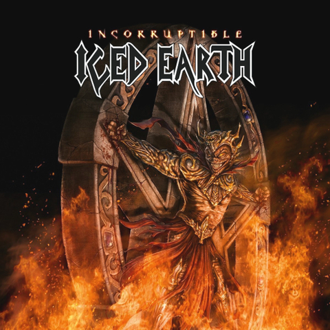 Iced Earth / Incorruptible (Limited Edition)(CD)